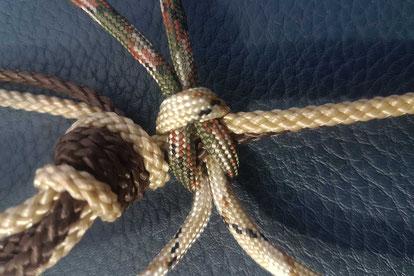 Der erste Knoten