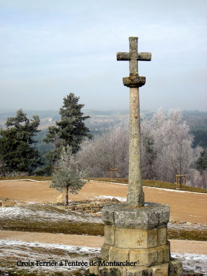 1- Croix abbé Ferrier