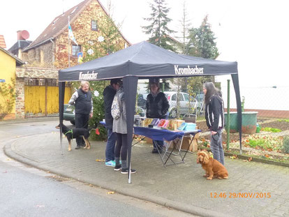 Weihnachtsmarkt in Selzen 29.11.2015