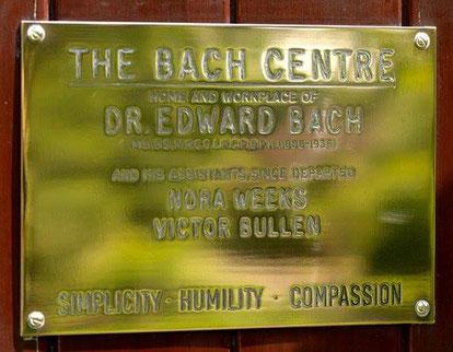 Centre Edward Bach Philosophie des Fleurs de Bach