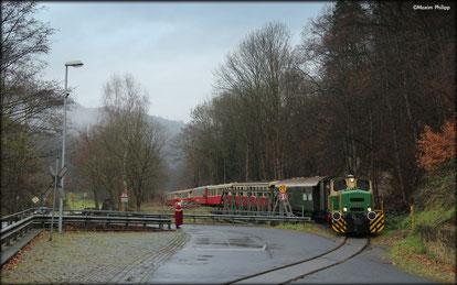 """Schweppenburg-Heilbrunnen: Hier steigt nicht """"nur"""" der Nikolaus zu, sondern hier beginnt auch der Bilderbogen!"""