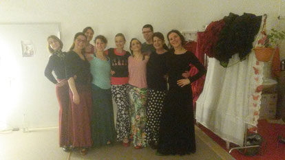 Workshop Maribel Ramos Dortmund 2015