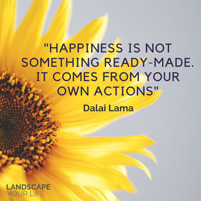 Todo el mundo tiene derecho a ser feliz, a vencer el sufrimiento.