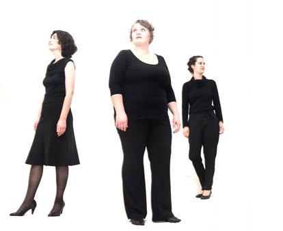 Re|kre|a|ti|on. A cappella Terzett Livella Kadó: Theresa Schram, Lene Clara Strindberg, Anna Vishnevska.