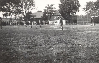 Bild: Wünschendorf Großfeldhandball 1935