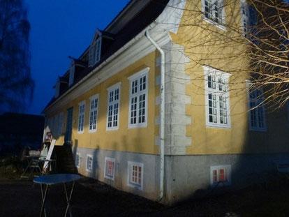 Bild: Herrenhaus auf Schloss Wotersen
