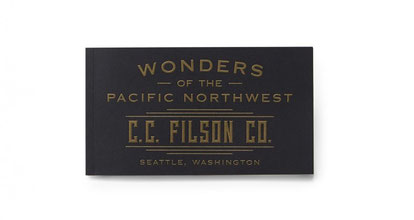 Filson Postcard Book