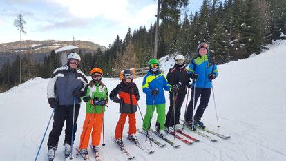 Wintersporttag der Feuerwehrjugend am Kreischberg 26.01.2019