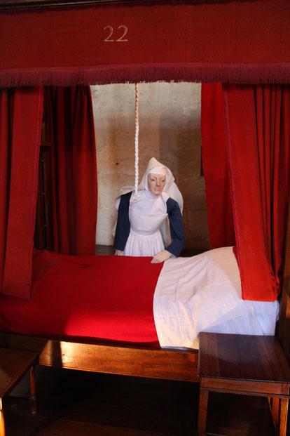 Bild: Hospiz von Beaune (Hôtel Dieu)