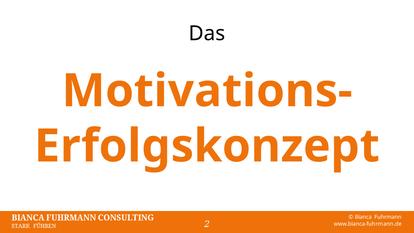 Arbeitsimpulse zum Vortrag: Mitarbeitermotivation von Bianca Fuhrmann, 14.09.2016, IB-Days