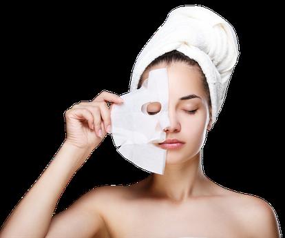 Nova CBD mask para mujeres