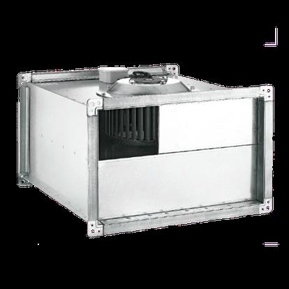 Прямоугольные канальные вентиляторы BSKF с перед загнутыми лопатками  от производителя BAHCIVAN MOTOR из наличия в России.
