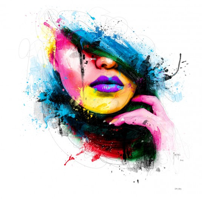 Patrice Murciano Mixt on Canvas
