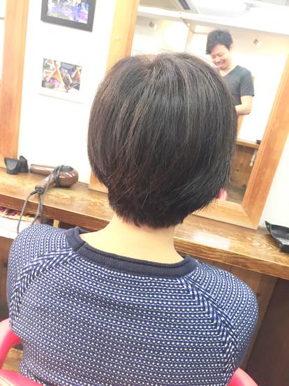 横浜の救世主美容師☆奥条勇気☆春には春の春カット