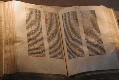 グーテンベルクの聖書