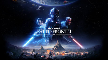 STAR WARS : Battlefront II sera disponible le 17 novembre 2017 sur Xbox One, PS4 et PC.