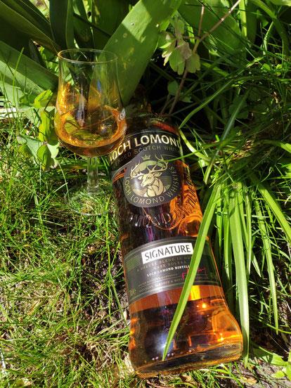 Loch Lomond Signature Blended Whisky