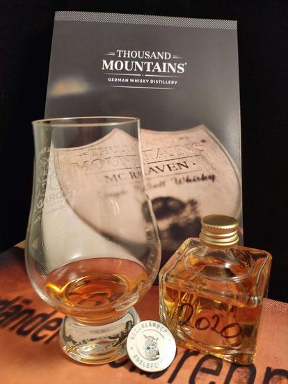 Thousand Mountains Mc Raven German Whisky