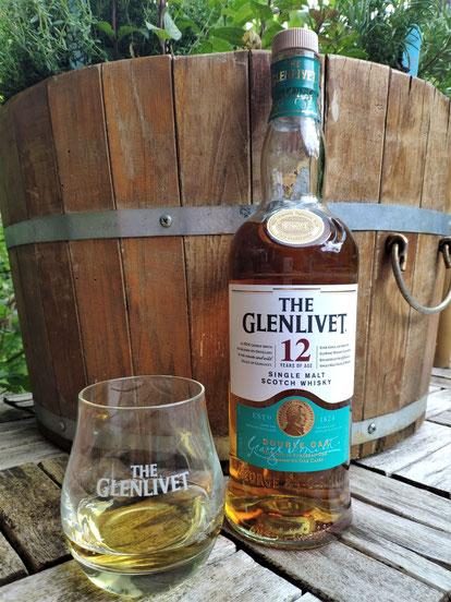 The Glenlivet 12 Single Malt Scotch Whisky