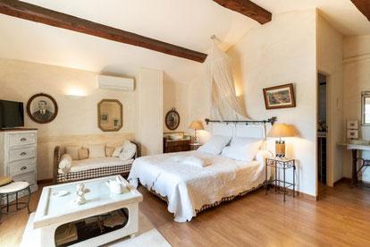 chambres d'hotes de charme dans l'Aude à Bizanet en Corbières