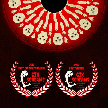 Porcelain Stare at 6ix Screams International Horror Film Festival Toronto