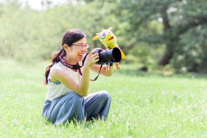 東京のカメラマン 子供 写真