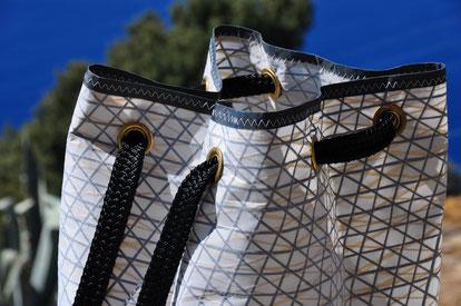 Borse in tessuto vela / Sail bag