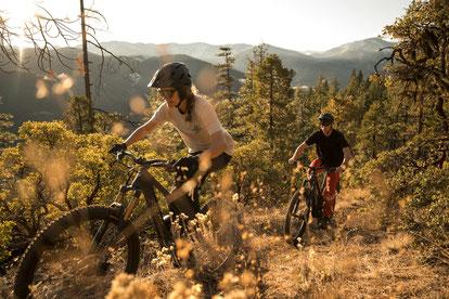 Spaß und Freiheit auf dem e-Bike