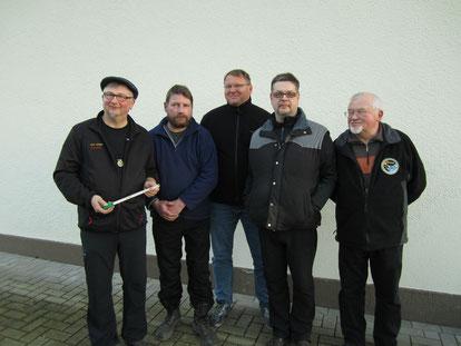2013/2014 Spieltagssieger in Göttingen.