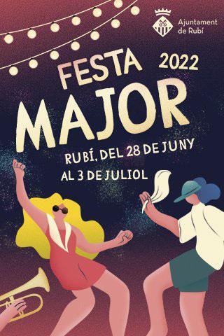 Fiestas en Rubí Festa Major