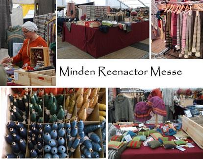 Reenactor Messe Minden 2018 Vorschau