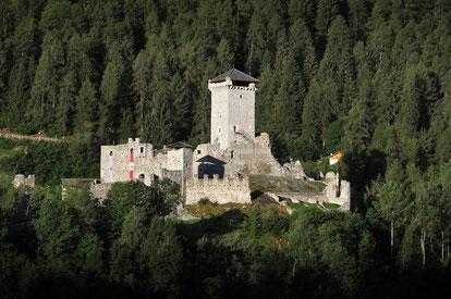Castello di Ossana, foto APT Val di Sole