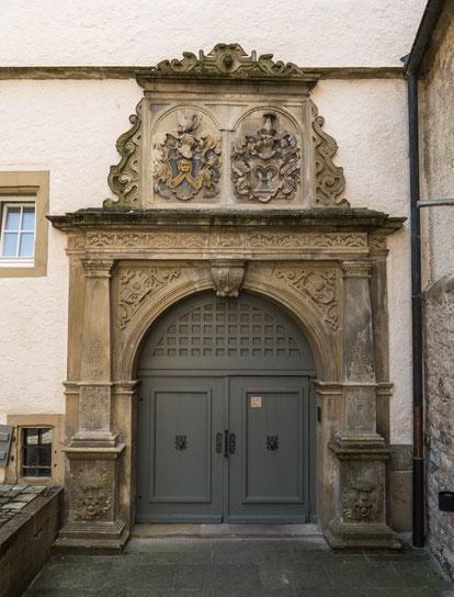 © Traudi - Eingang zur Probstei