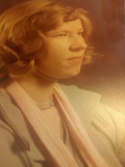 Foto ca. 1977: Privatarchiv von Renate Rave-Schneider