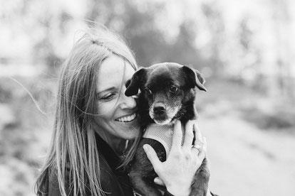 Isabel Boergen, Hundetraining Neuhausen und München