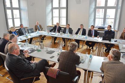 An der Regierung der Oberpfalz fand die erste Sitzung des Beirats statt. (Foto: Regierung der Oberpfalz/Kammermeier)