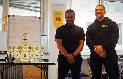 Meisterschaften der Jing Wu Schule Köln 2017