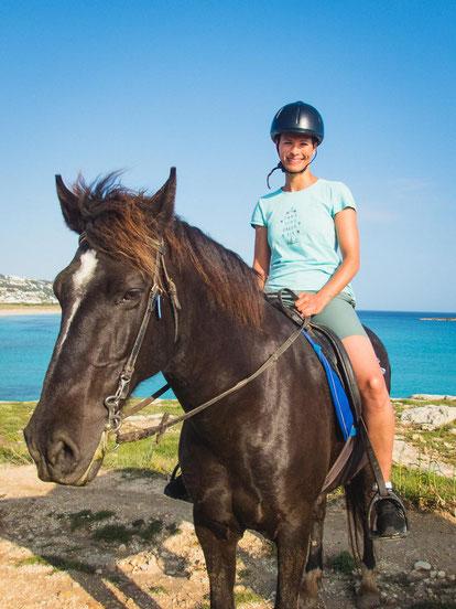 Wie die Mähne im Wind weht - so ein hübsches Pferd :-)