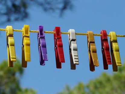 Wäschewaschen unterwegs mit der Waschmaus
