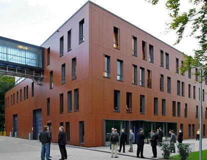 test applikationszentrum zbt universität duisburg-essen drahtler architekten dortmund planungsgruppe