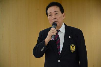 JKF General Secretary Kusaka Shuji