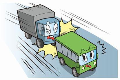 高速道路の駐停車で死亡事故
