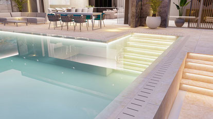 nouveau programme MIRARI de 8 villas de luxe à grand baie l'île Maurice