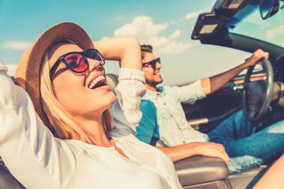 Günstige Mietwagen Selbstbehalt Versicherung der HanseMerkur