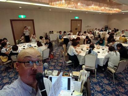 2018年8月、JAグループ主催の東洋医学セミナーにて講演