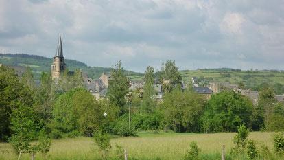 St Côme d'Olt, Compostelle, GR65