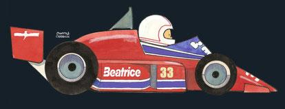 Último Gran Premio de Alan Jones by Muneta & Cerracín