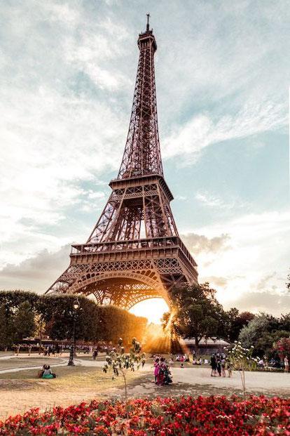 La Tour Eiffel - Cycle 3 - Arts visuels
