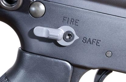 Sicherheit hat oberste Priorität im Schießsport - natürlich auch im SSV Rurtal Hückelhoven