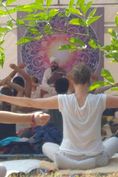 Kunalini Yoga Fest Odenwald
